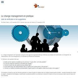 Le change-management en pratique