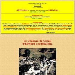 Le Château de Corail