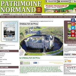 Le château fort de Pirou