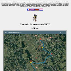 Le Chemin Stevenson GR70