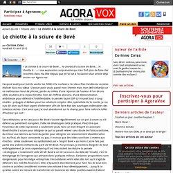 Le chiotte la sciure de Bov - AgoraVox le m dia citoyen