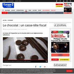 Le chocolat : un casse-tête fiscal