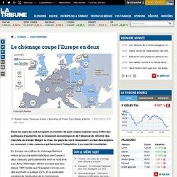 Le chômage, l'autre ligne de fracture dans la crise européenne