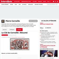 Le Cid de Corneille : Résumé