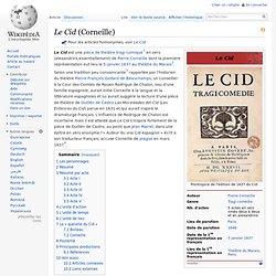 Le Cid (Corneille)