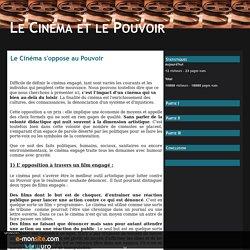 Le Cinéma s'oppose au Pouvoir