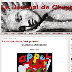 BLOG : Le cirque dans l'art pictural