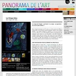 Le Cirque bleu - Marc Chagall