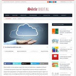 Le cloud envahit nos vies