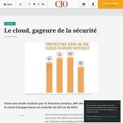 Le cloud peut-il apporter plus de sécurité ?