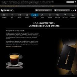 Le Club Nespresso France