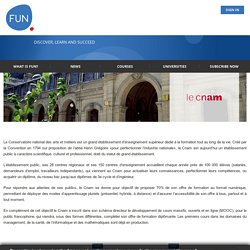 Le CNAM