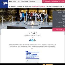 Le CNRD