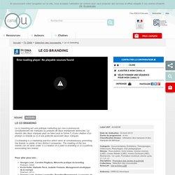 Le co branding - TV DMA