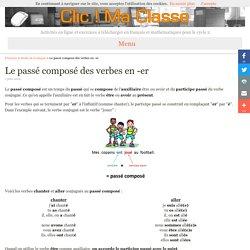 les verbes qui se conjuguent avec l auxiliaire avoir pdf