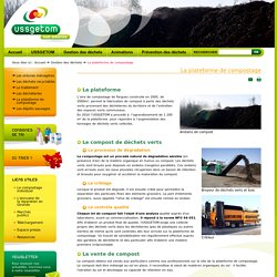 Le compostage - USSGETOM