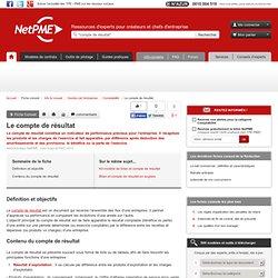 03/ Le compte de résultat NetPME
