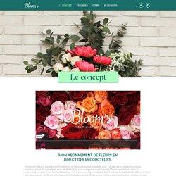 LE CONCEPT - Bloom's