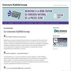 Concours Kaléïdo'scoop
