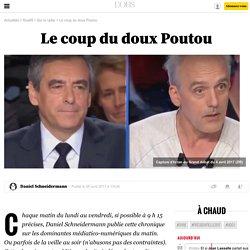 Le coup du doux Poutou
