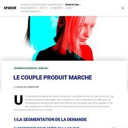 LE COUPLE PRODUIT MARCHE – M'SIEUR