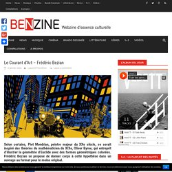 Le Courant d'Art - Frédéric Bezian