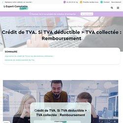Le crédit de TVA