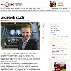 Le credo du coach