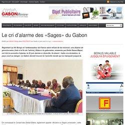 Le cri d'alarme des «Sages» du Gabon