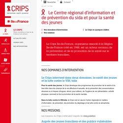 Le Crips Ile-de-France