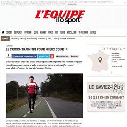 Le cross-training pour mieux courir