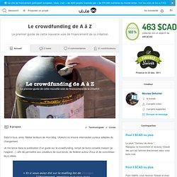 Le crowdfunding de A à Z