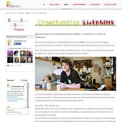 Le crowdfunding - EnSSemble.org