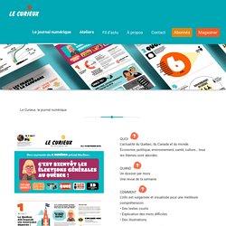 Le Curieux, le journal numérique