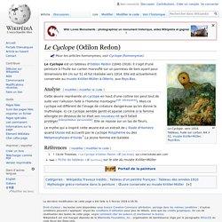 Le Cyclope (Odilon Redon)