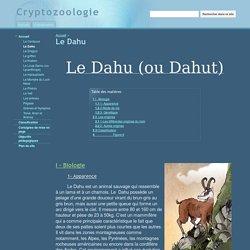 Le Dahu - Cryptozoologie