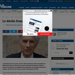 Le déclin français, jusqu'où?