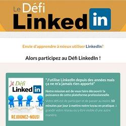 Le Défi LinkedIn - Simplicity