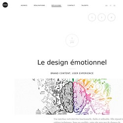 Le design émotionnel