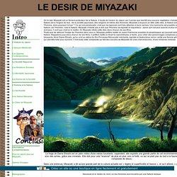 Le Désir de Miyazaki