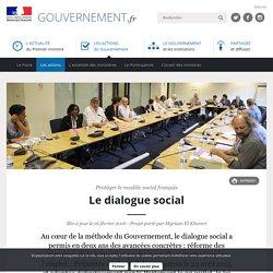 Le dialogue social