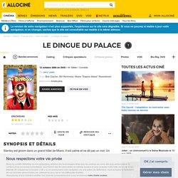 Le Dingue du palace - film 1960