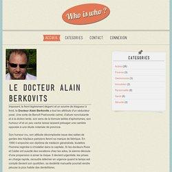Le Docteur Alain Berkovits