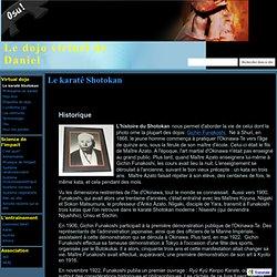 Dojo Virtuel de Daniel