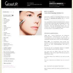 LE DRESSING DE LA BEAUTE - GLOSS-UP