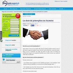 Pr emption pearltrees - Droit du locataire en cas de vente ...