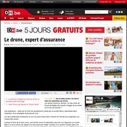 Le drone, expert d'assurance