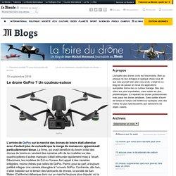 Le drone GoPro ? Un couteau-suisse