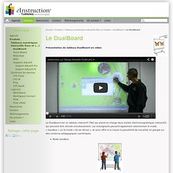 Le DualBoard - eInstruction