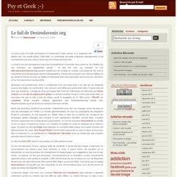 Le fail de Desirsdavenir.org